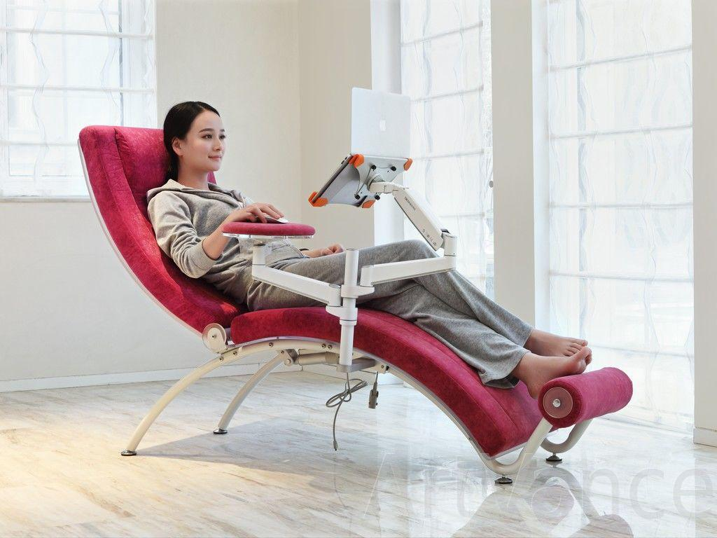 Image of: Desk Recliner Chair