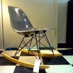 Eames Inspired Rocking Chair