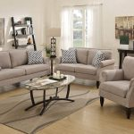 3 Piece Living Room Set Modern
