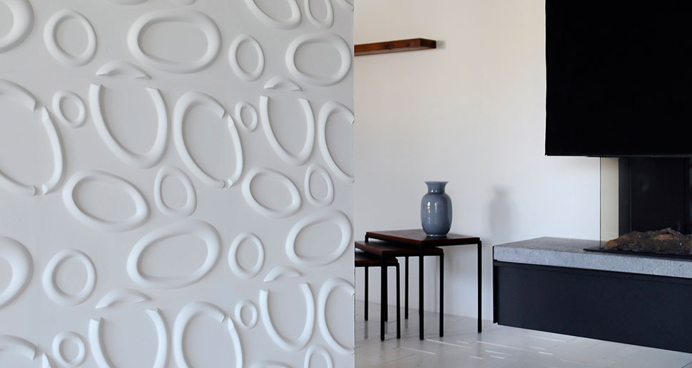 Image of: 3d Decorative Wall Panels for Living Rooms