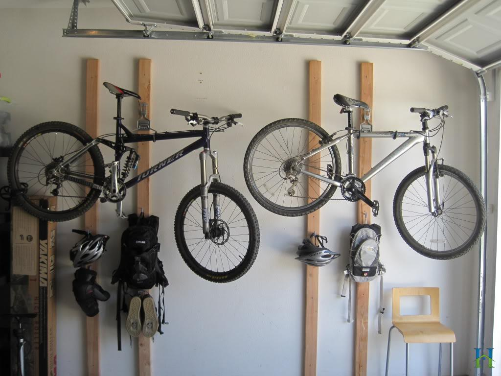 Image of: About Bicycle Storage Ideas