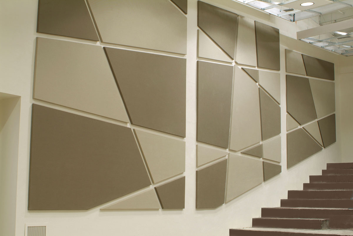 Image of: Acoustic Wall Panels Architectural