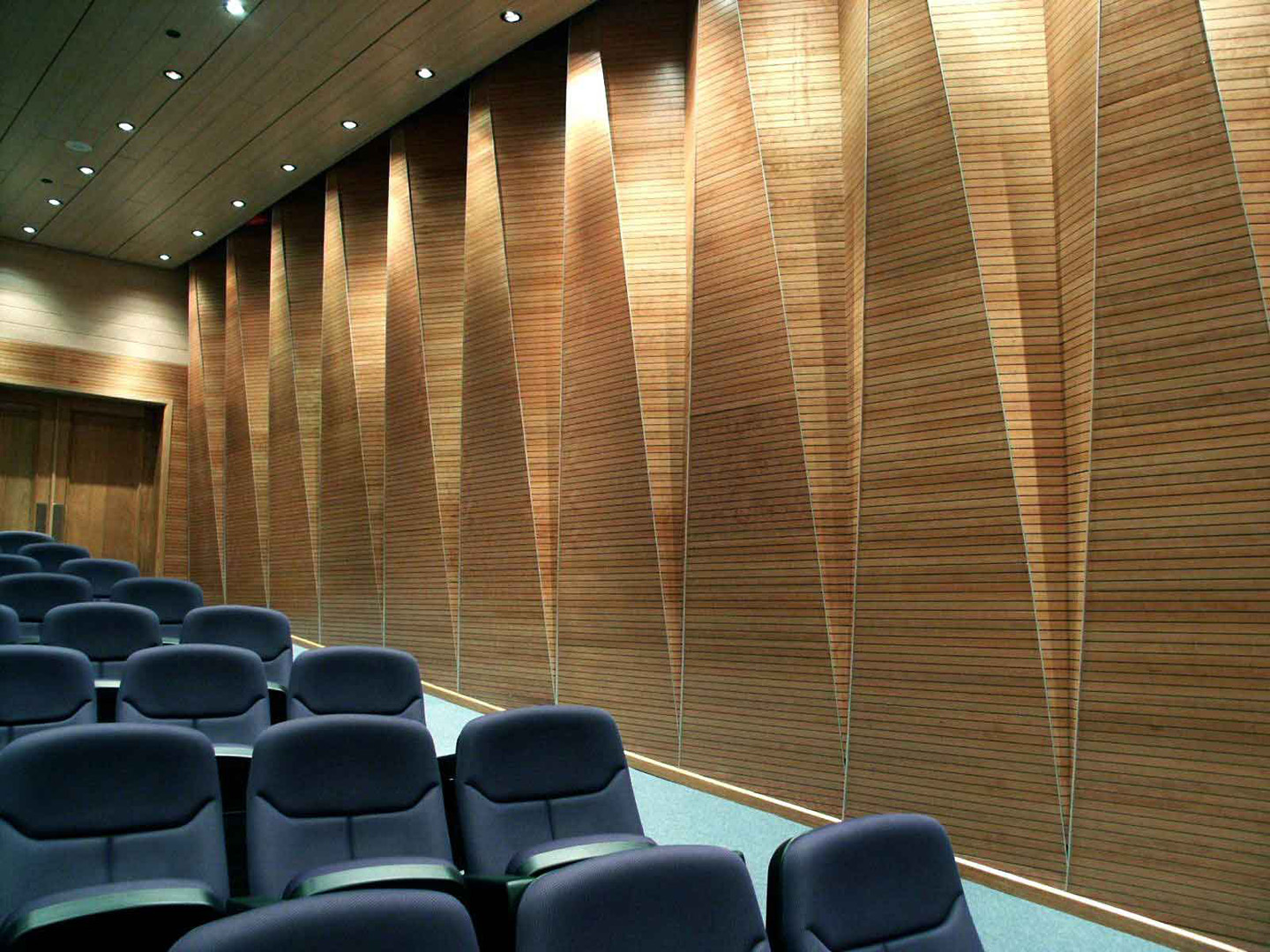 Image of: Acoustic Wall Panels Commercial