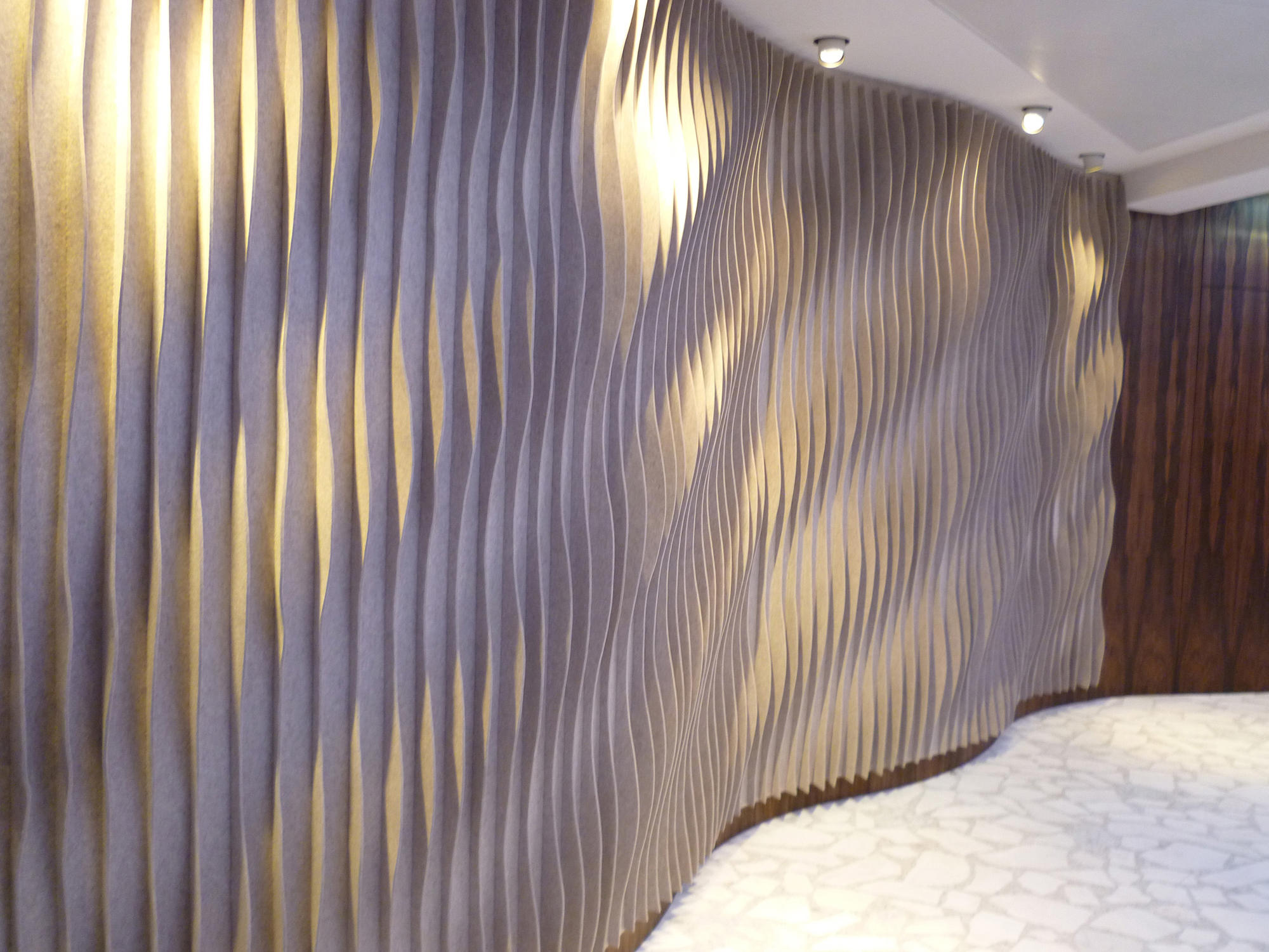 Image of: Acoustic Wall Panels Contemporary