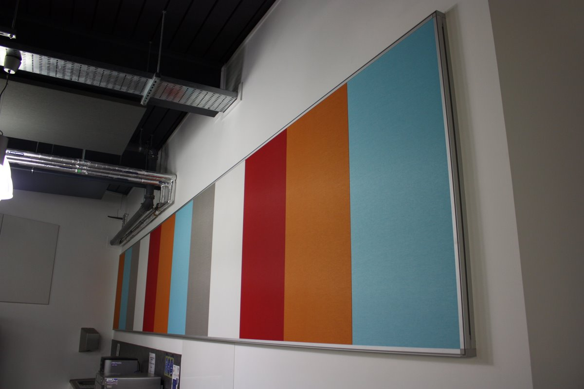 Image of: Acoustic Wall Panels Ideas