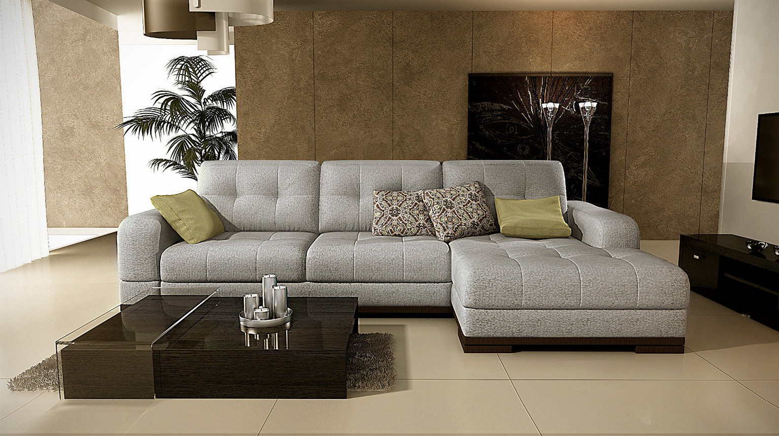Image of: Apartment Living Room Cozy