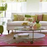Apartment Living Room Decor Spring