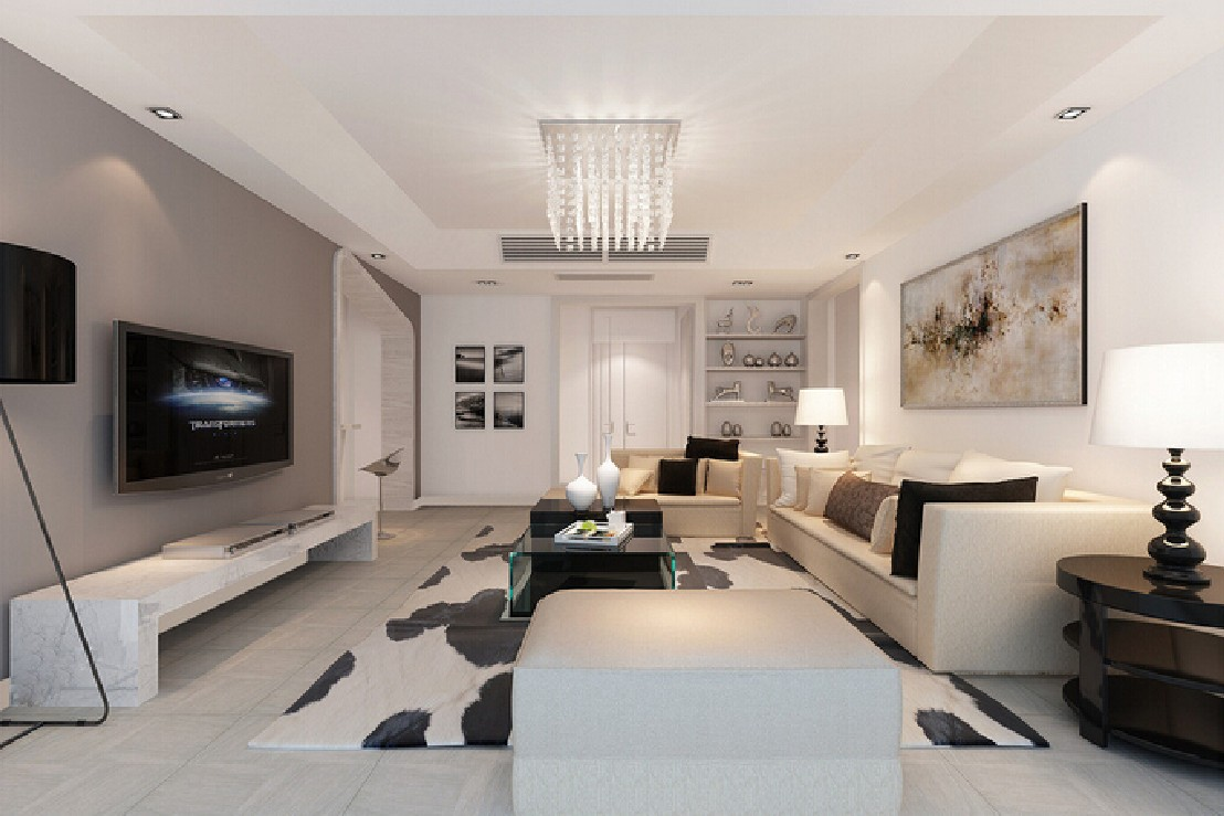 Image of: Apartment Living Room Minimalist