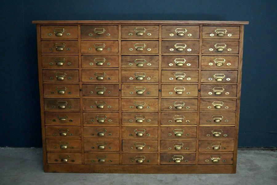 Image of: Apothecary Dresser Size