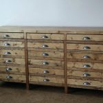 Apothecary Dresser Wide