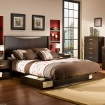 Ashley Furniture Storage Bed Wood