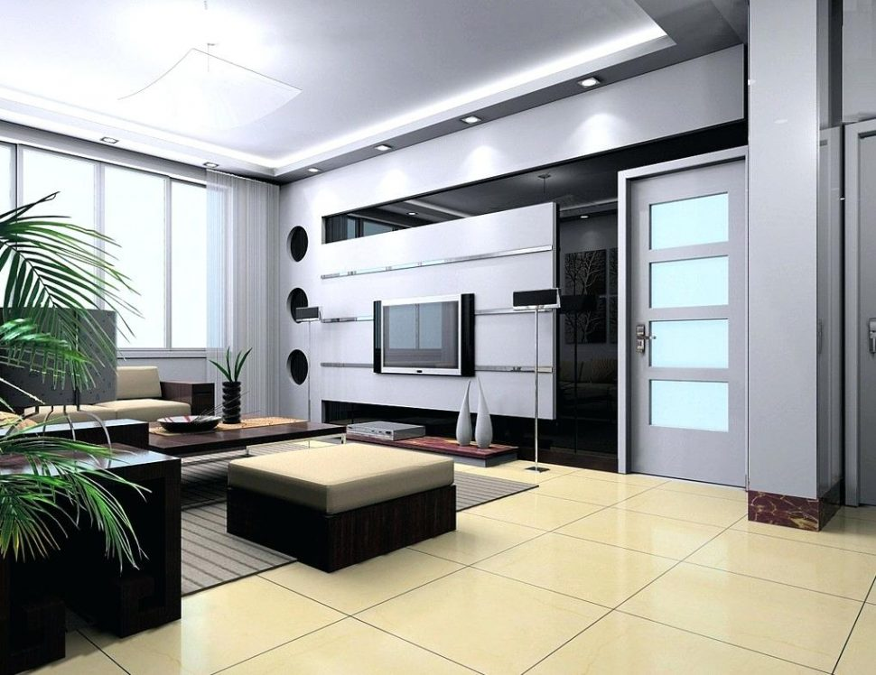 Image of: Awesome TV Wall Panel