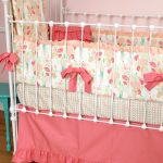 Baby Coral Bed Skirt
