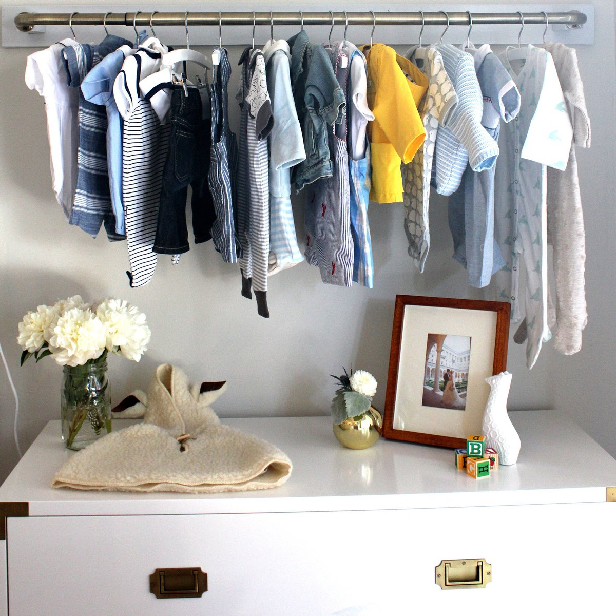 Image of: Baby Storage Ideas Spaces