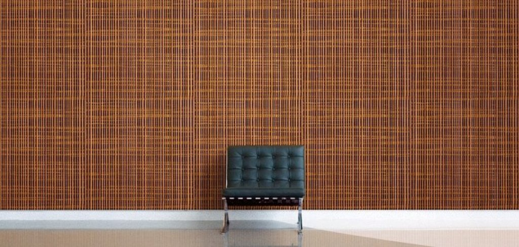 Image of: Bamboo Wall Panels Color