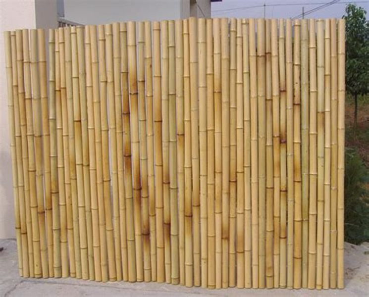 Image of: Bamboo Wall Panels Indoor