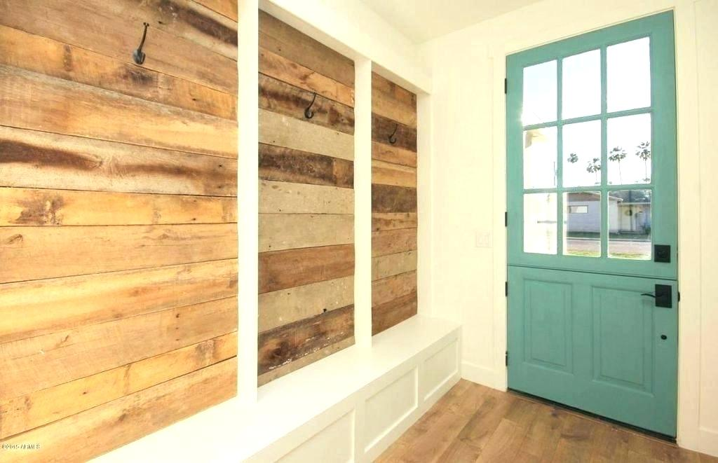 Image of: Beautiful Rustic Wood Paneling for Walls