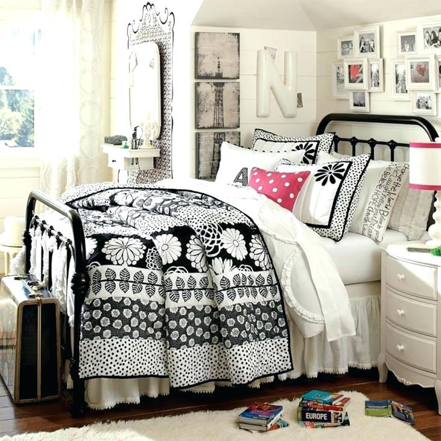 Image of: Bed Skirt Alternatives Design