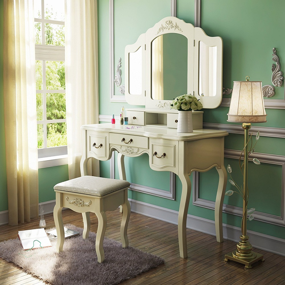 Best Antique Vanity Dresser