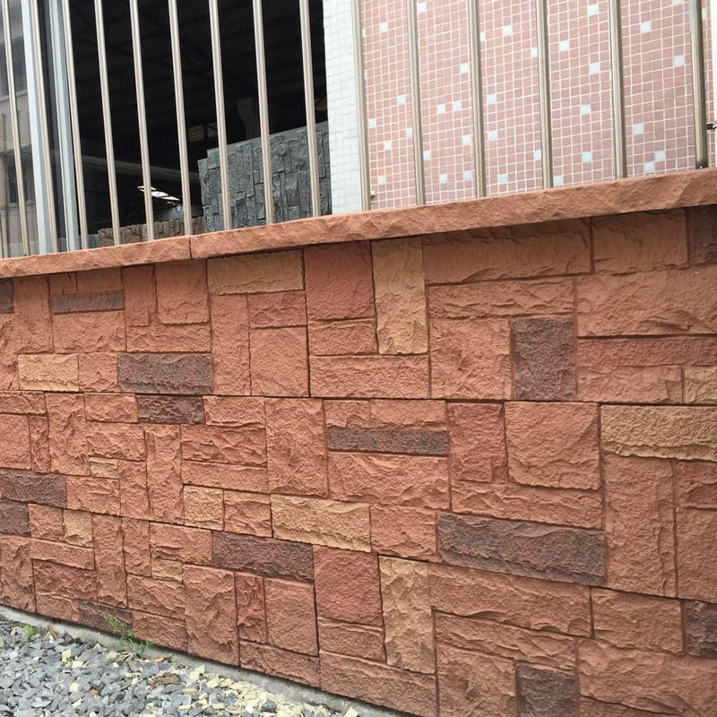 Image of: Best Faux Stone Wall Panels