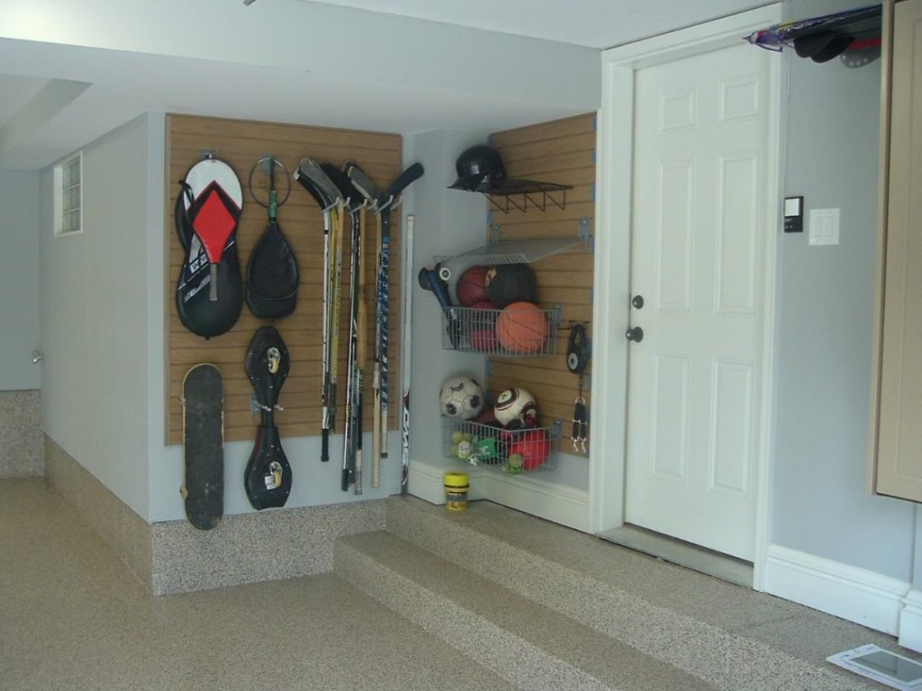 Image of: Best Garage Wall Panels