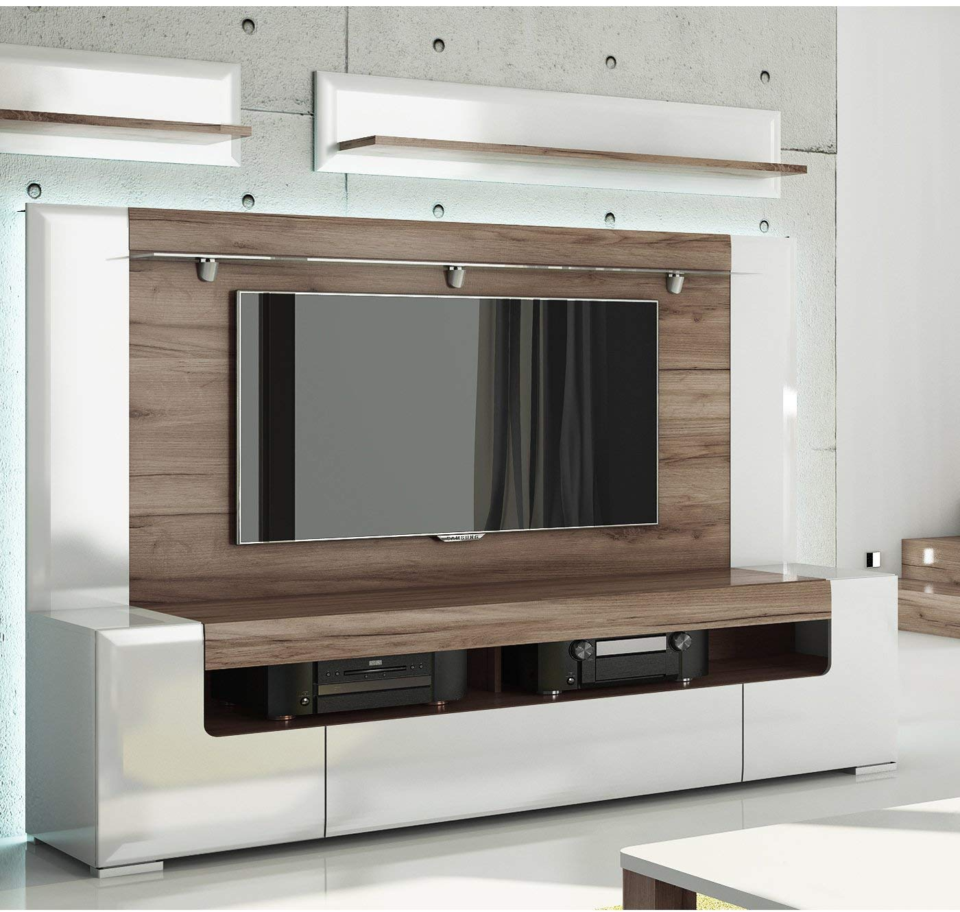 Image of: Best TV Wall Panel
