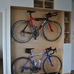 Bicycle Storage Ideas Wood