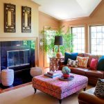 Bohemian Style Living Room Fabulous