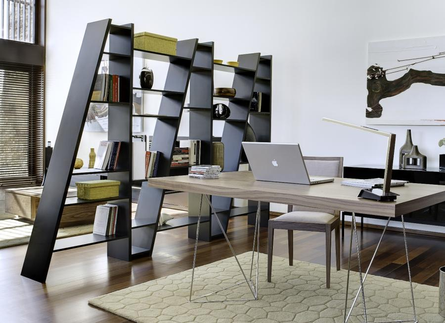 Image of: Book Storage Ideas Office