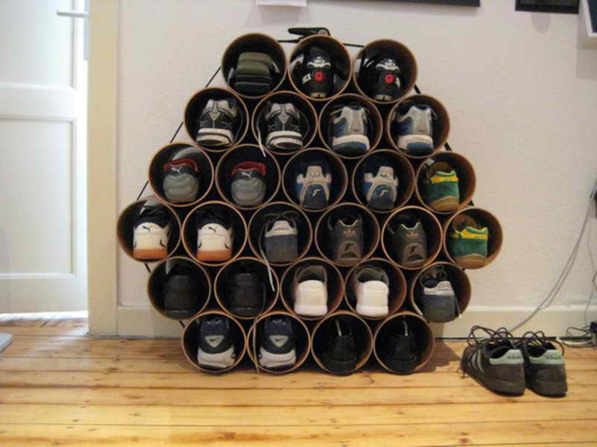 Image of: Boot Storage Ideas Type