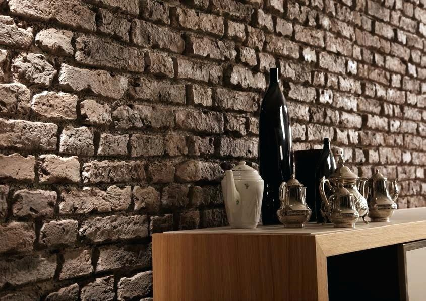 Image of: Brick Wall Panels DIY
