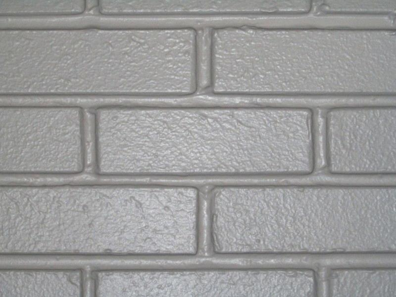 Image of: Brick Wall Panels Outdoor