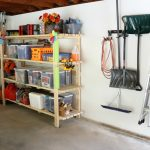 Broom Storage Ideas for Clothes