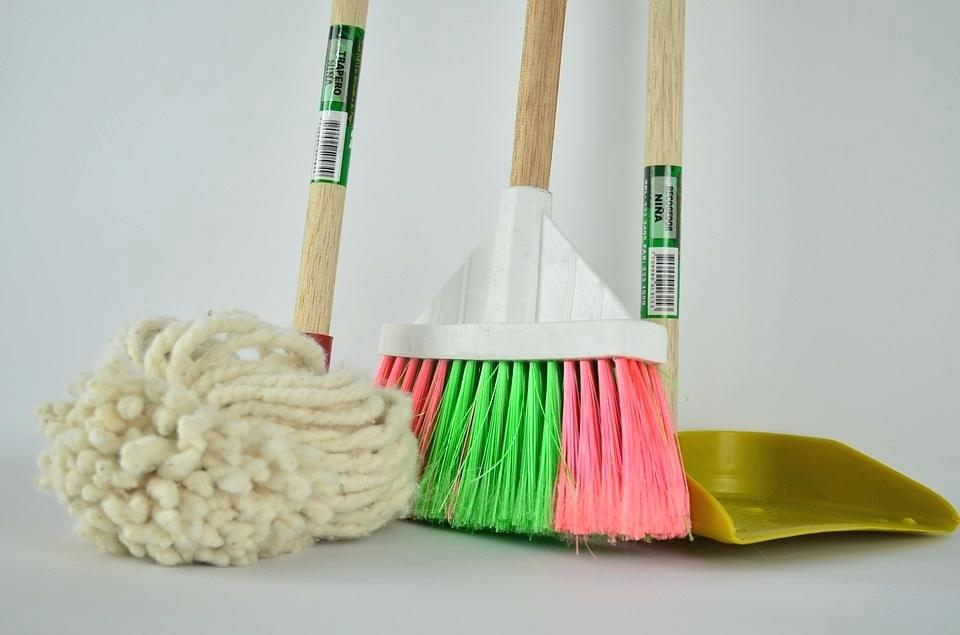 Broom Storage Ideas for Toys