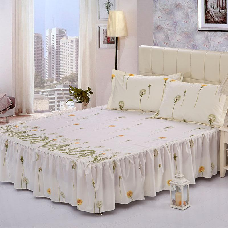 Buy Fitted Bed Skirt