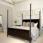 Clean White Wall Paneling