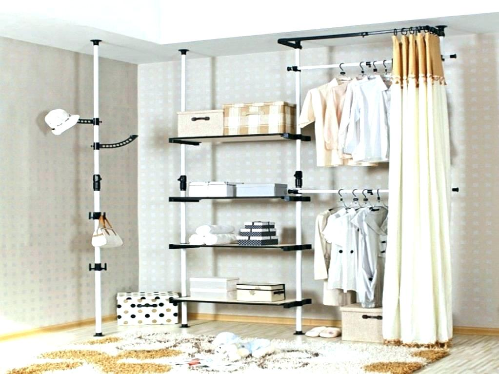 Image of: Clothing Storage Ideas for Small Bedroom