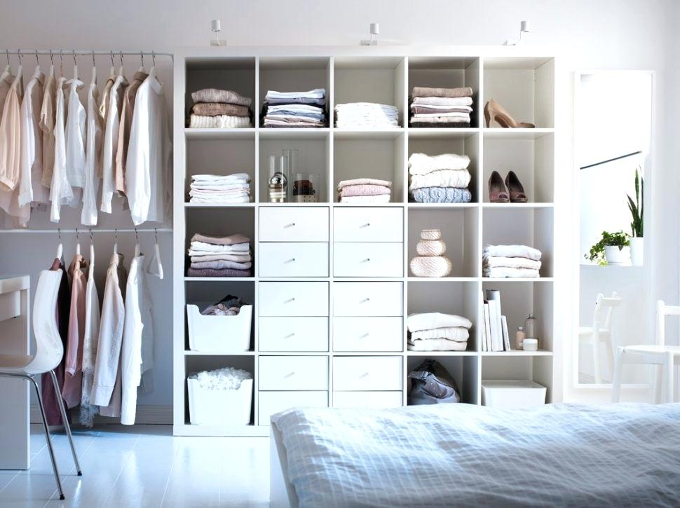 Clothing Storage Ideas for Small Bedrooms