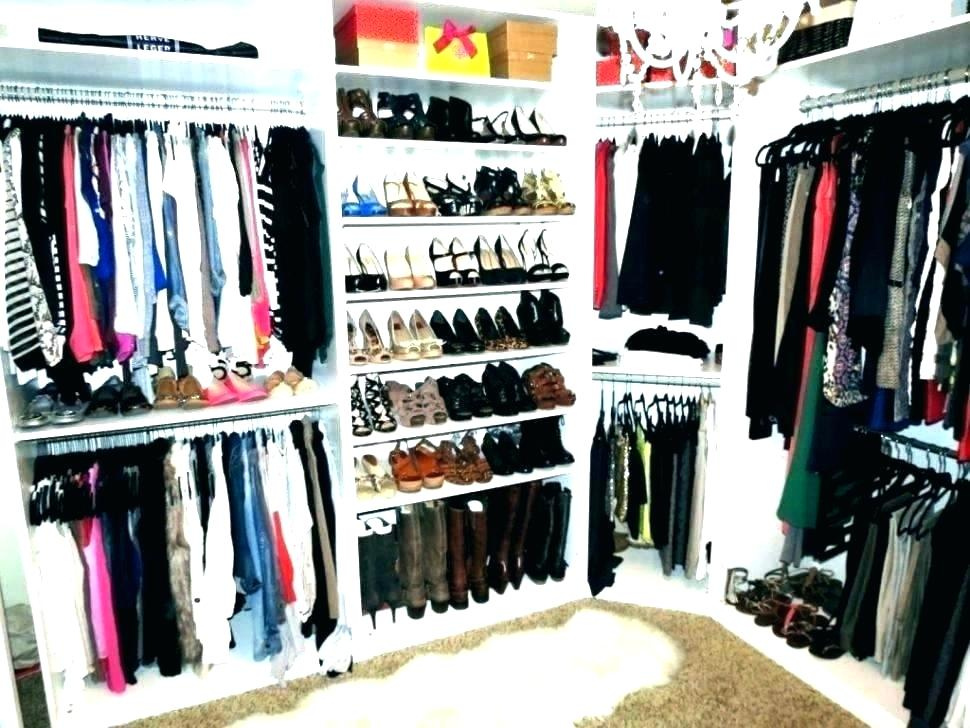 Image of: Clothing Storage Ideas for Small Closets