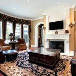 Colonial Living Room Awesome