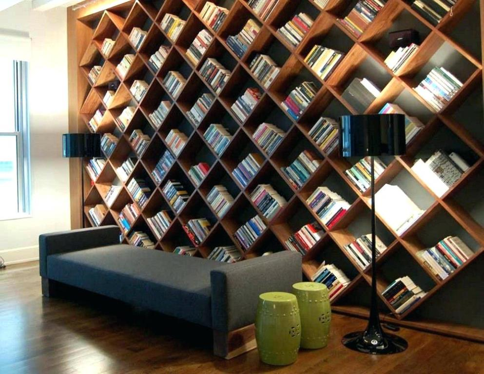 Image of: Comic Book Storage Ideas above Stairs