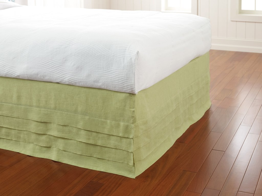 Image of: Company Bed Skirt Pins