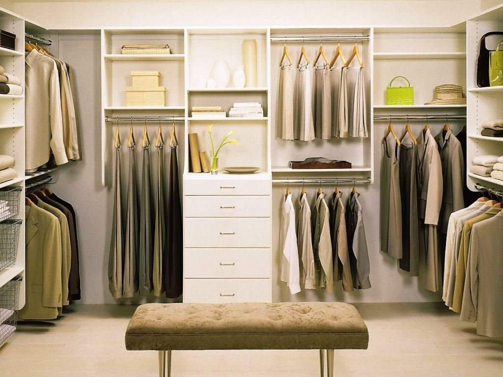 Image of: Cool Clothes Storage Ideas