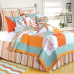Coral Bed Skirt Strip
