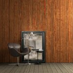 Corrugated Decorative Wood Wall Panels