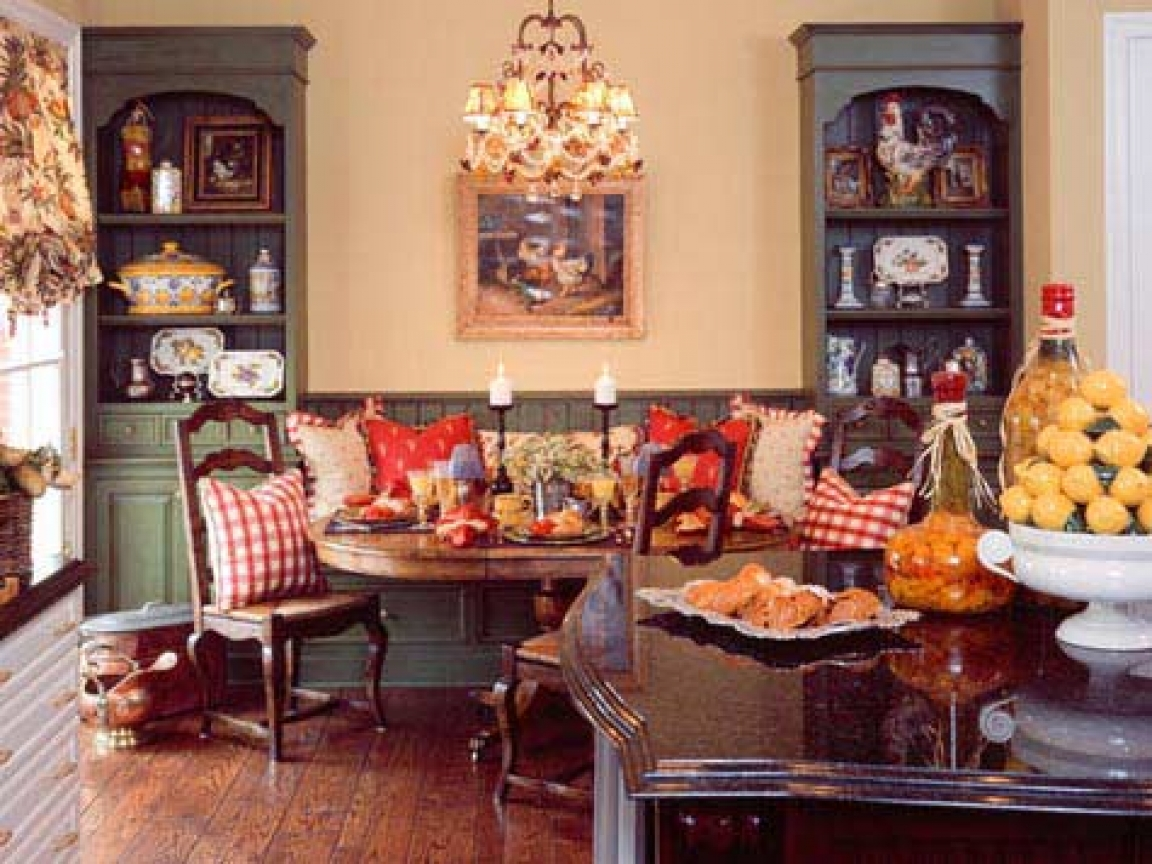 Image of: Country Living Room Awesome