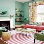 Country Living Room Ideas Small