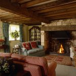 Country Living Room Rustic