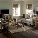 Country Living Room Simple