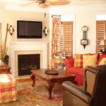 Country Living Room Style